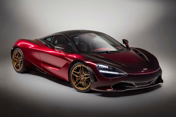 2020 Mclaren P1 Is The Featured Model The 2020 Mclaren Image Is